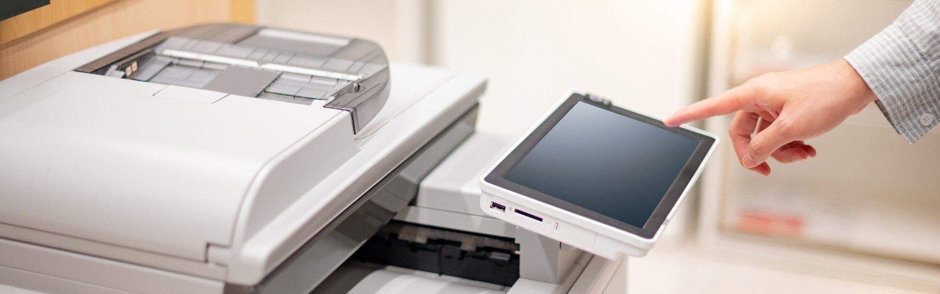 Ekran drukarki