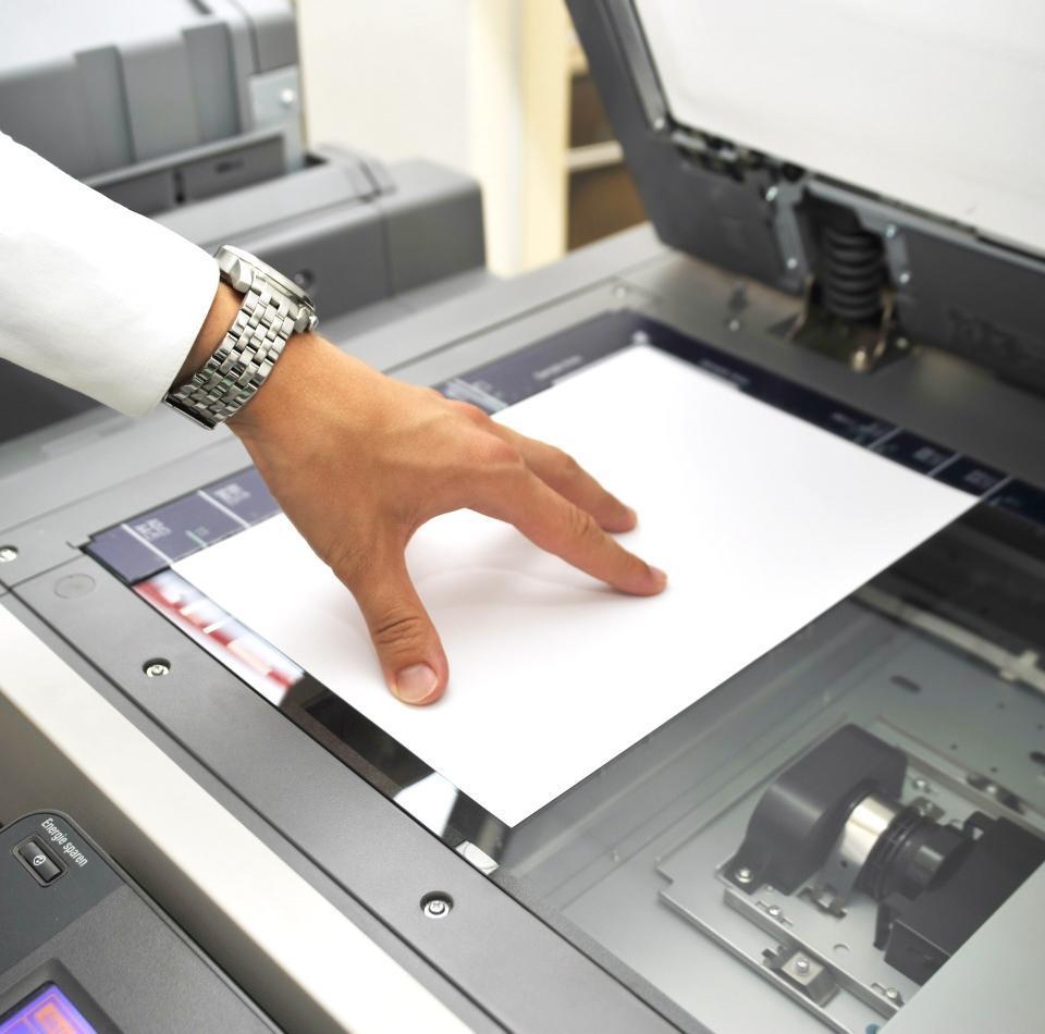 Skanowanie dokumentu